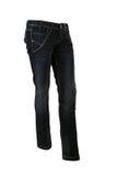De broeken van de jeans Royalty-vrije Stock Foto's