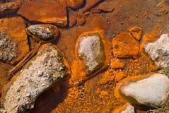 De bron van het mineraalwater Royalty-vrije Stock Foto