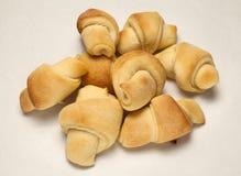 De Broodjes van Butternhorn Stock Afbeeldingen