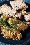 De Broodjes van de kool Stock Afbeeldingen