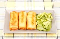 De Broodjes van de lente Stock Foto