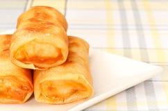De Broodjes van de lente Stock Foto's