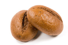 De broodjes van de rogge. Royalty-vrije Stock Foto