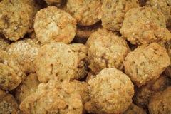 De Broodjes van de sesam Stock Foto