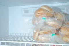 De broodjes van de sesamhamburger Royalty-vrije Stock Afbeelding