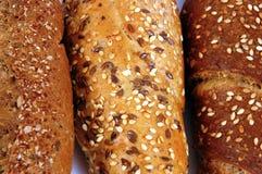 De broodjes van het graangewas Stock Foto