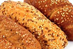De broodjes van het graangewas Stock Afbeelding