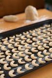 De broodjes van het Kerstmissuikergoed Royalty-vrije Stock Foto