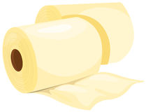 De broodjes van het papieren zakdoekje Royalty-vrije Stock Foto