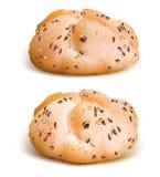 De Broodjes van Kaiser Stock Fotografie