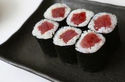 De broodjes van Makisushi Stock Fotografie