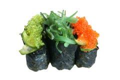De broodjes van sushi Royalty-vrije Stock Afbeelding