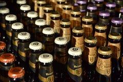 De brouwerij van Hertogjanuari in Arcen. Stock Foto's