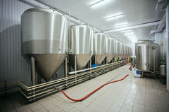 De brouwerij verkopert royalty-vrije stock foto's