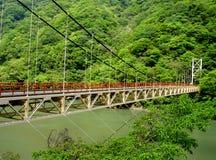 De brug Royalty-vrije Stock Afbeelding