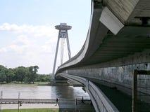 De brug Royalty-vrije Stock Afbeeldingen
