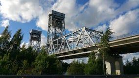 De brug Stock Afbeelding
