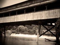 De brug beëindigt nooit Royalty-vrije Stock Afbeelding