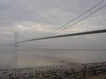 De brug Humber stock afbeelding