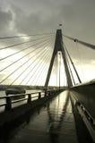 De brug van Anzac royalty-vrije stock afbeeldingen