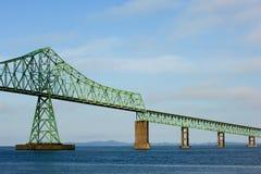 De brug van Astoria Stock Foto