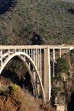 De brug van Bixby Stock Afbeelding