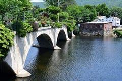De brug van bloem royalty-vrije stock foto