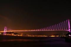 De brug van Boshporus Royalty-vrije Stock Foto's