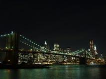 De Brug van Brooklyn Royalty-vrije Stock Foto