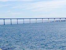 De brug van Coronado Royalty-vrije Stock Foto's