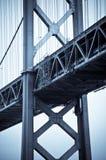 De brug van de Baai, San Francisco royalty-vrije stock afbeeldingen