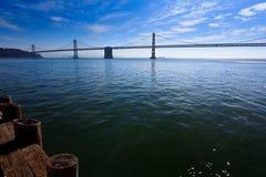 De Brug van de Baai van San Francisco Royalty-vrije Stock Afbeelding