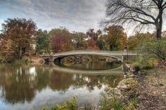 De brug van de boog Stock Fotografie