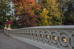 De brug van de boog Stock Foto
