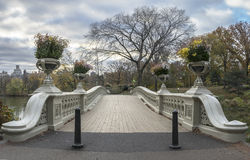 De brug van de boog Stock Foto's