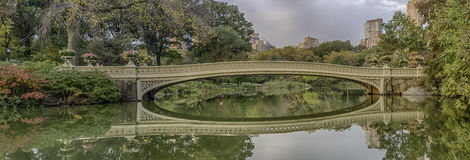 De brug van de boog Royalty-vrije Stock Fotografie