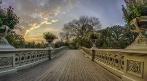 De brug van de boog Royalty-vrije Stock Foto's