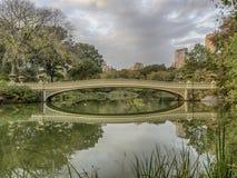De brug van de boog Royalty-vrije Stock Foto