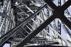 De brug van de bouw Royalty-vrije Stock Afbeelding