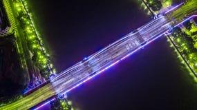 De brug van de Guangzhoubevrijding Royalty-vrije Stock Foto's