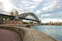 De Brug van de Haven van Sydney Stock Afbeelding