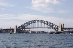 De Brug van de Haven van Sydney stock fotografie