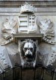 De brug van de ketting - detail van hulp Royalty-vrije Stock Fotografie