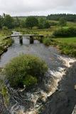 De brug van de klep Stock Foto's