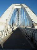 De brug van de stad royalty-vrije stock afbeelding