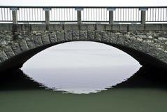 De brug van de steen in Wakayama Stock Afbeeldingen