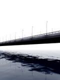 De brug van de straal Stock Afbeeldingen