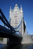 De Brug van de toren. Royalty-vrije Stock Foto