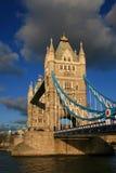De brug van de toren Stock Fotografie
