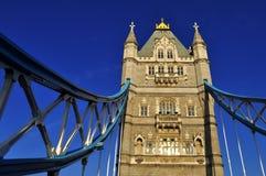 De Brug van de toren Royalty-vrije Stock Foto